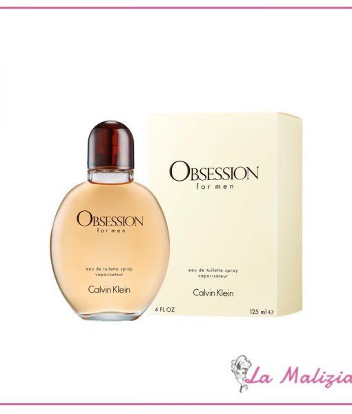 CK Obsession for men edt 125 ml spray