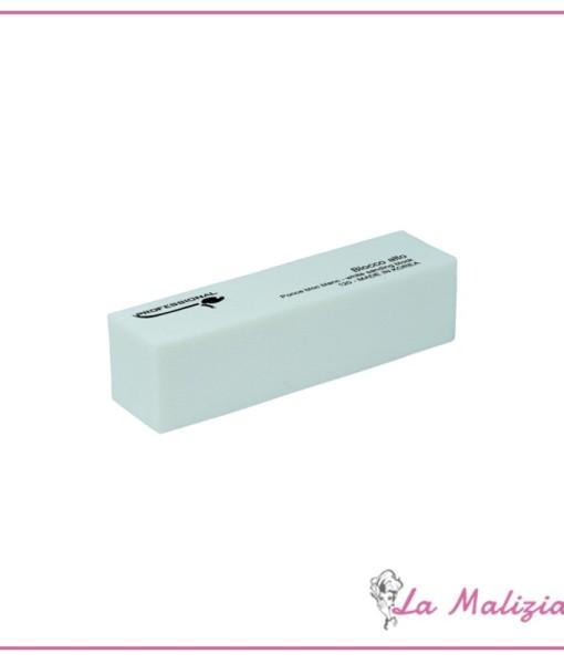 Nails Kim mattoncino blocco bianco 120