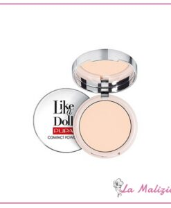 Pupa like a doll compact powder n° 001 Porcelain