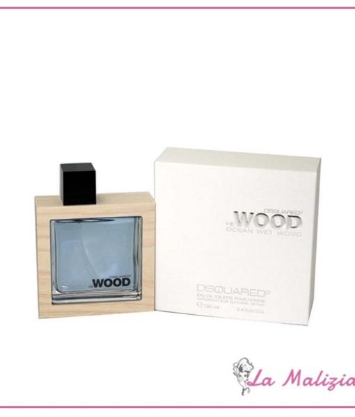 Ocean wet wood edt 100 ml spray