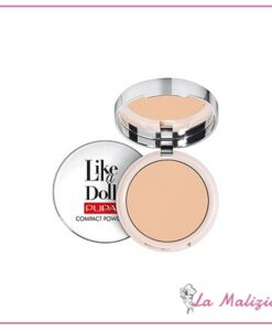 Pupa like a doll compact powder n° 003 Natural Beige