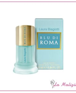 Roma blu donna edt 25 ml spray