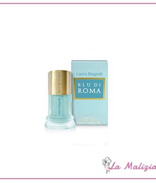 Roma blu donna edt 50 ml spray