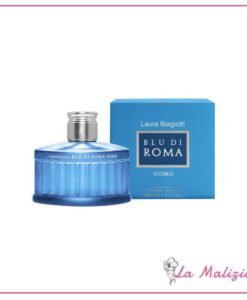 Roma blu uomo edt 40 ml spray