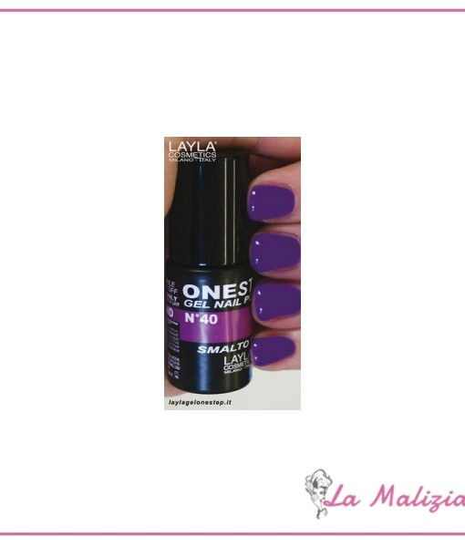 Layla gel one step n° 40