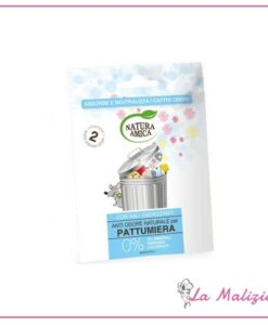 Anti-odore pattumiera
