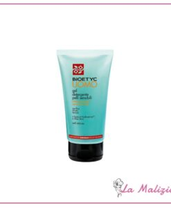 Bioetyc uomo gel detergente pelli sensibili 150 ml