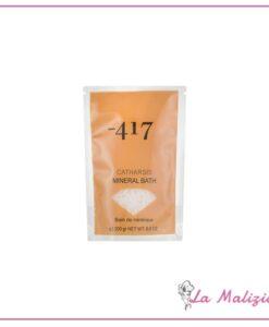 Linea -417 catharsis mineral bath