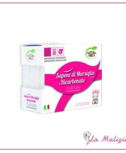 Natura Amica Sapone di Marsiglia e Bicarbonato multiuso 400 g