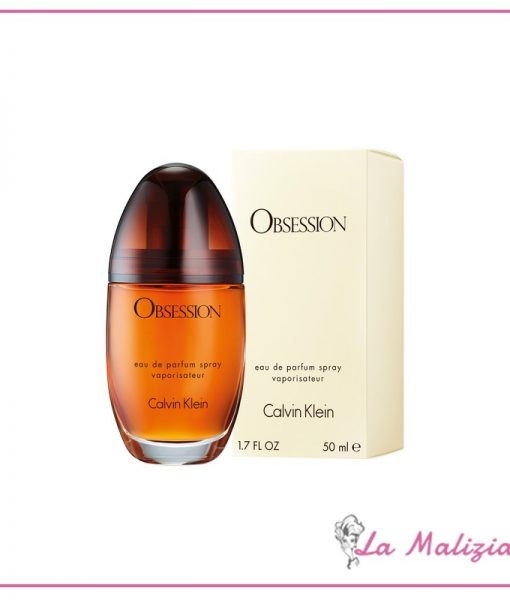 CK Obsession for woman edp 50 ml spray