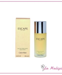 Ck escape uomo edt 100 ml spray