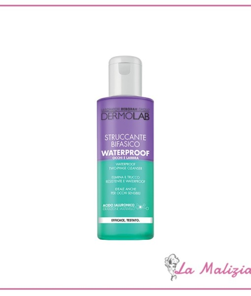 Dermolab struccante bifasico waterproof 150 ml