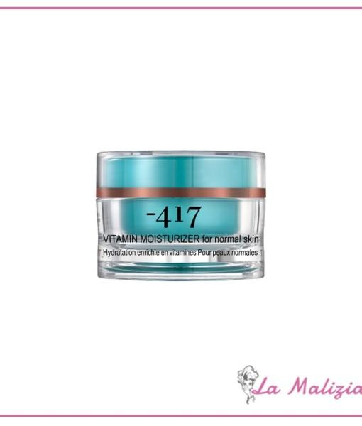 Linea -417 vitamin moisturizer spf 20