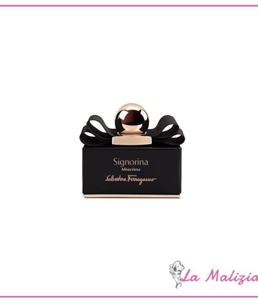 Ferragamo signorina misteriosa edp 100 ml spray