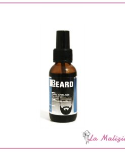 BBeard fluido anti-age barba grigia e bianca 50 ml