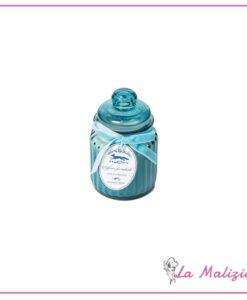 Biffoli candela profumata Toile de Jouli blu art.90151