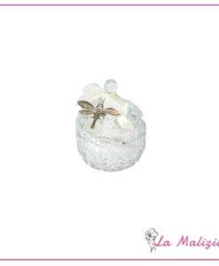Biffoli talco profumato all'essenza di rosa bianca art.90126 bianca2