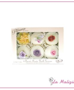 Rose & Co. Fairy Cakes & Fancies bagno 6 x 45g