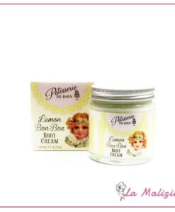 Rose & Co. Lemon BonBon body cream 120 ml