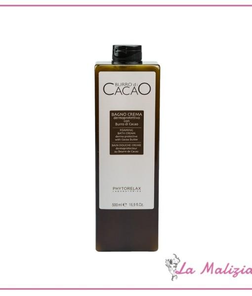 Phytorelax Cacao bagno crema dermoprotettivo 500 ml