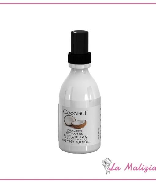 Phytorelax Coconut olio secco corpo 150 ml