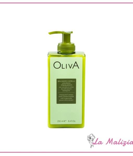 Phytorelax Oliva balsamo capelli lavaggi frequenti 250 ml