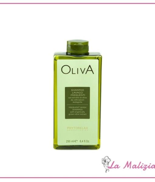Phytorelax Oliva shampoo lavaggi frequenti 250 ml