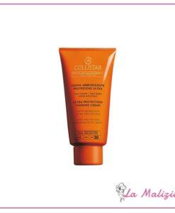 Collistar Solari Crema Abbronzante Protezione Ultra spf 30 150 ml