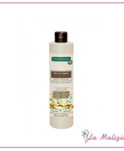 Naturaverde Bio doccia schiuma eco-biologico nutriente-finfrescante 250 ml