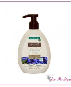 Naturaverde Bio sapone liquido eco-biologico addolcente-delicato  300 ml