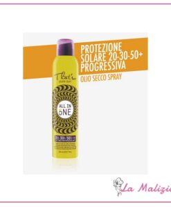That'so All in One olio secco protettivo spray continuo