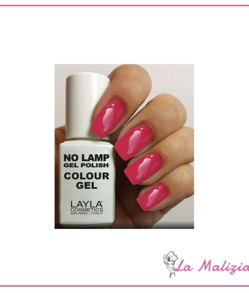 Layla Gel Polish No Lamp n° 17 My Senorita