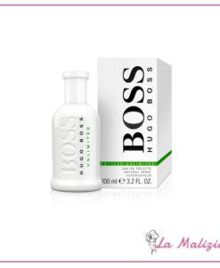 Boss Bottled Unlimited edt 100 ml spray