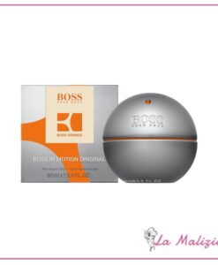 Boss in Motion Original after shave lotion 90 ml
