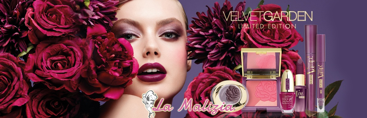 La Malizia Profumeria Ferrara Pupa Velvet garden Edition 2