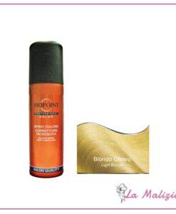 Biopoint Professional Color Spray Correttore Ricrescita 75 ml Biondo Chiaro