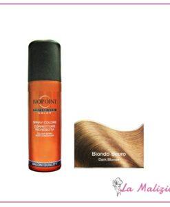 Biopoint Professional Color Spray Correttore Ricrescita 75 ml Biondo Scuro