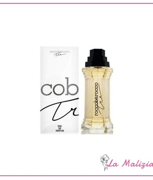 Roccobarocco Tre edp 100 ml spray