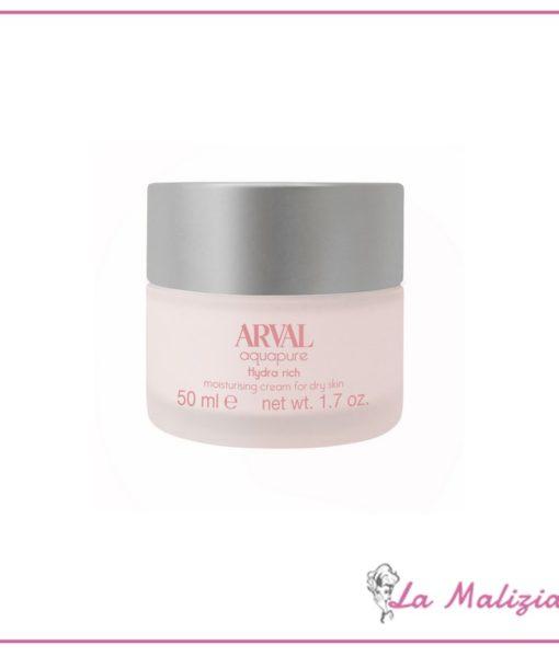 arval-aquapure-hydra-rich-crema-idratante-pelli-secche-50-ml