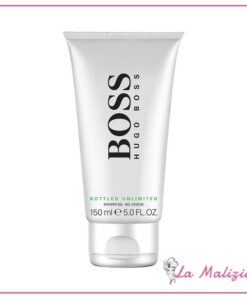 Boss Bottled Unlimited shower gel 150 ml