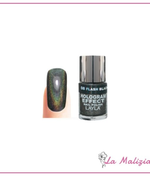 layla-smalto-hologram-effect-n-08-flash-black