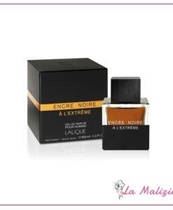 Lalique Encre Noir A L' Extreme pour homme edp 100 ml spray
