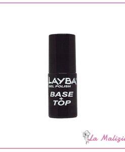 Layla Layba smalto gel polish Base + Top