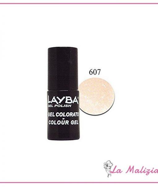 Layla Layba smalto gel polish n° 607 Naked