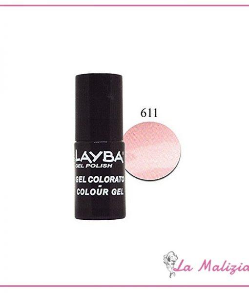Layla Layba smalto gel polish n° 611 Innocence