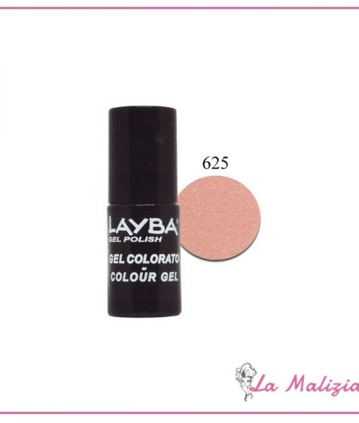 Layla Layba smalto gel polish n° 625 Tan Delight