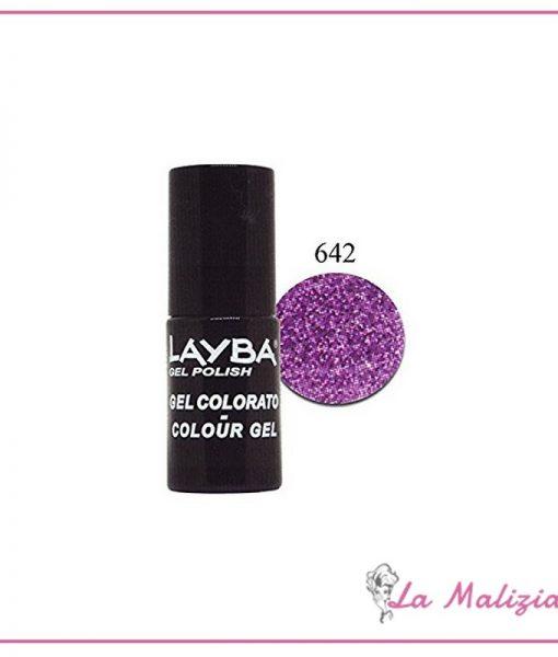 Layla Layba smalto gel polish n° 642 Pink-Holic