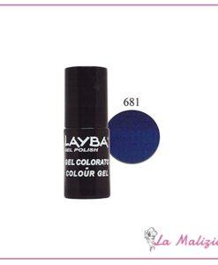 Layla Layba smalto gel polish n° 681 Midnight Hunt