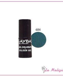 Layla Layba smalto gel polish n° 684 Rainy Savana