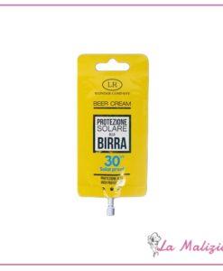 Beer Cream Protezione Solare alla Birra spf 30 15 ml